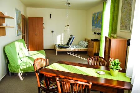 Apartment next to the park - Olomouc