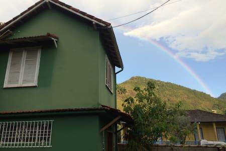 Casa Verde em Petrópolis