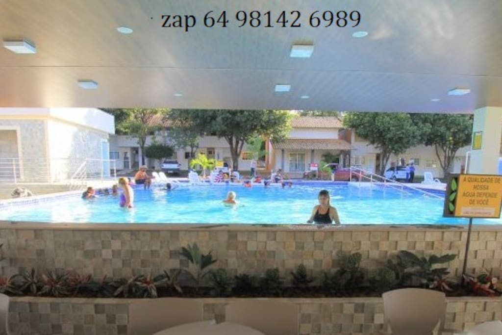 Piscina thermal 24 hrs