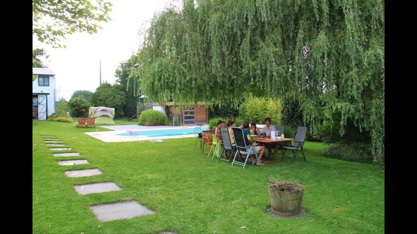 Séjour familial à Arlon