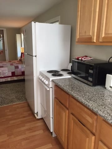 Private Cozy Apt close to Everything you need!