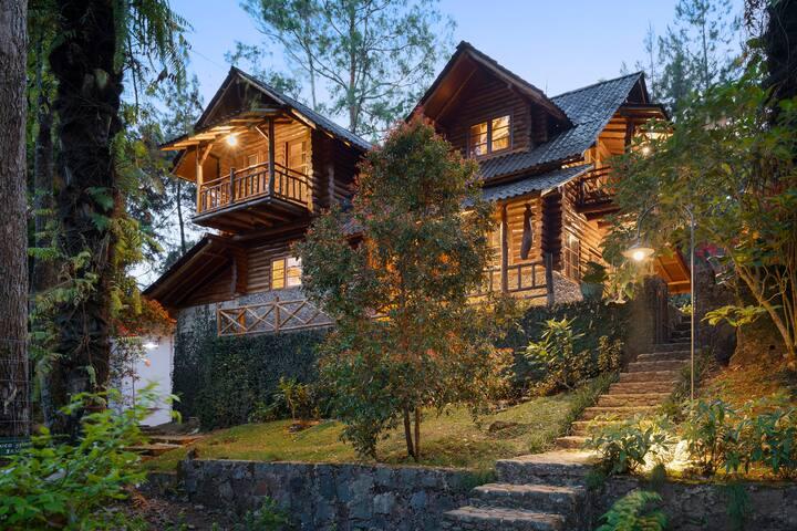 Villa Campaka at Taman Wisata Bougenville