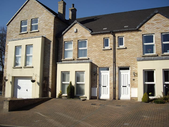 Three Bedroom Townhouse  - The Mallow