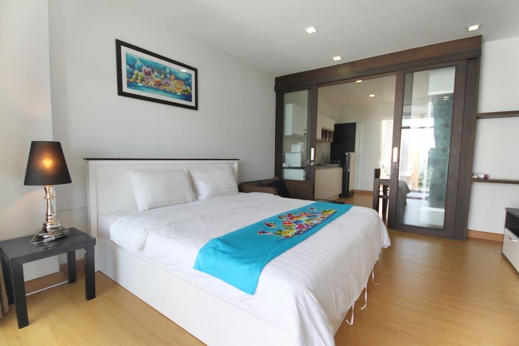 King Bedroom 6ft