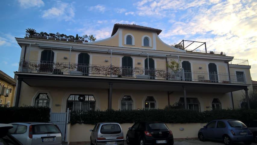 ROMA FRASCATI CASA DEL CUORE