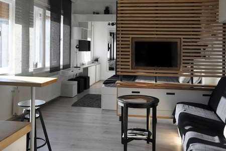 New stylish central apartment on perfect location - Zagreb