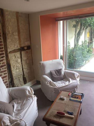T1 Bis rénové en cœur de ville - Bourges - House
