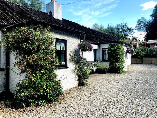 The escape - Picturesque Mountain Lodge in Wicklow