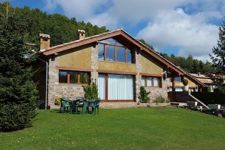Casa para grupos Reiet - Girona