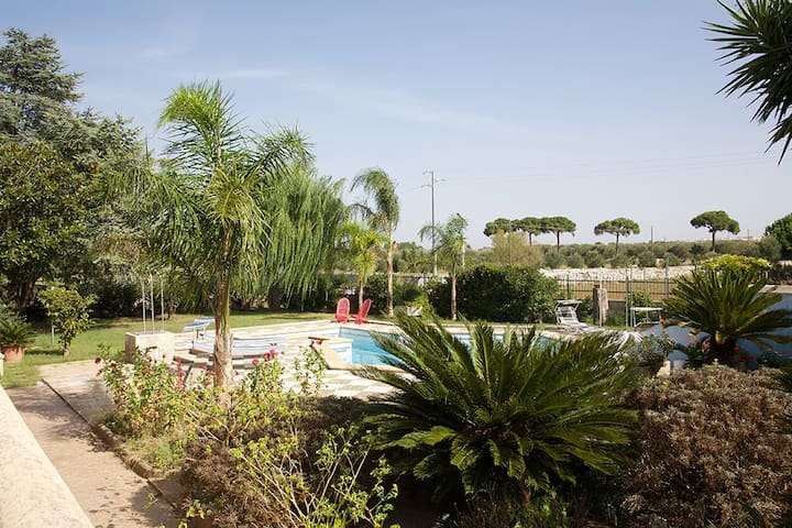 Great Holiday Villa in Puglia