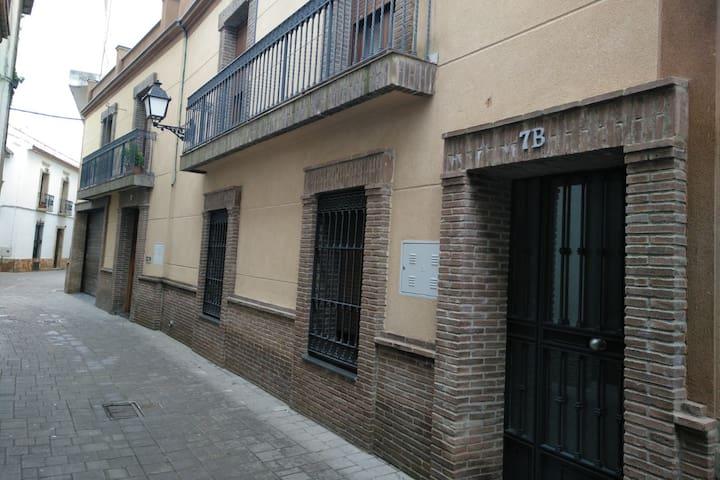 VIVIENDA EN ANDÚJAR EN PLENO CENTRO HISTÓRICO