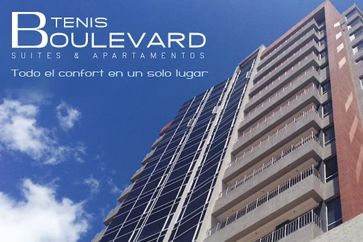 LUXURY EXECUTIVE SUITE - DOWNTOWN QUITO