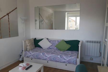 Studio Calme et Lumineux 21 m2 - Saint-Cloud - Bed & Breakfast