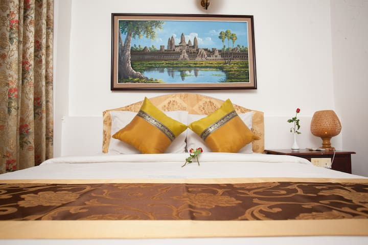 Superior Double Room with Free Pick-up