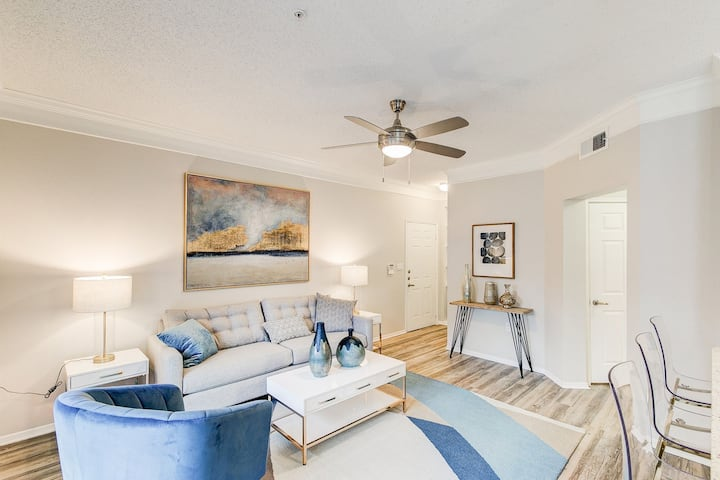 Well-kept apartment home | 2BR in Dallas