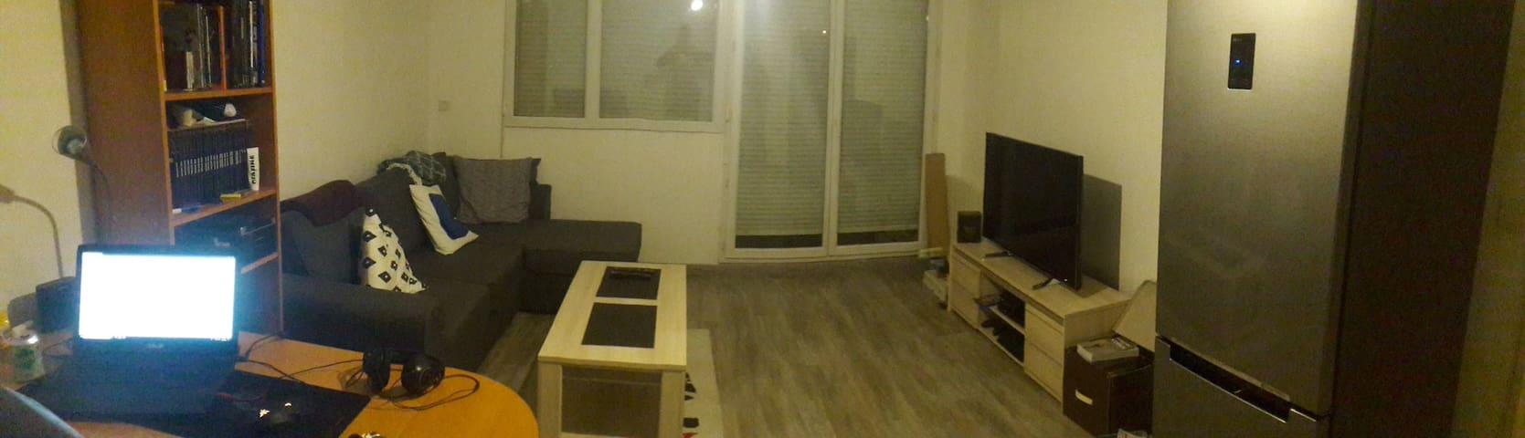Appartement de 66m² proche d'Orléans.
