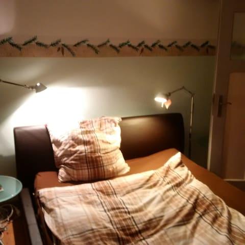 Haus Hibiskus: Zimmer im Zentrum von Aschaffenburg - Aschaffenburg - Casa
