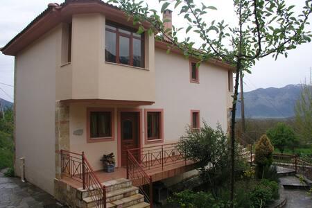 Μίτος Αριάδνης - Κατοικία Κρόνος