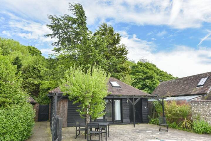 The Pool House Firle - Great Sussex Escape