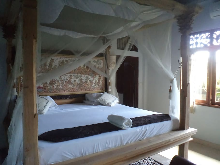 Typical Double Bedroom