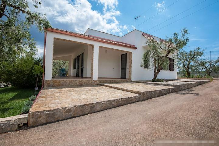 Manfio's - Villa Grecia Salentina