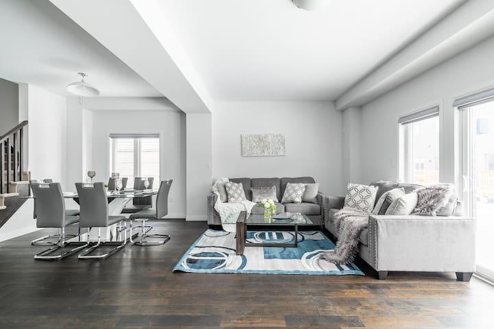 Brand New 3 Bedroom House In Hamilton