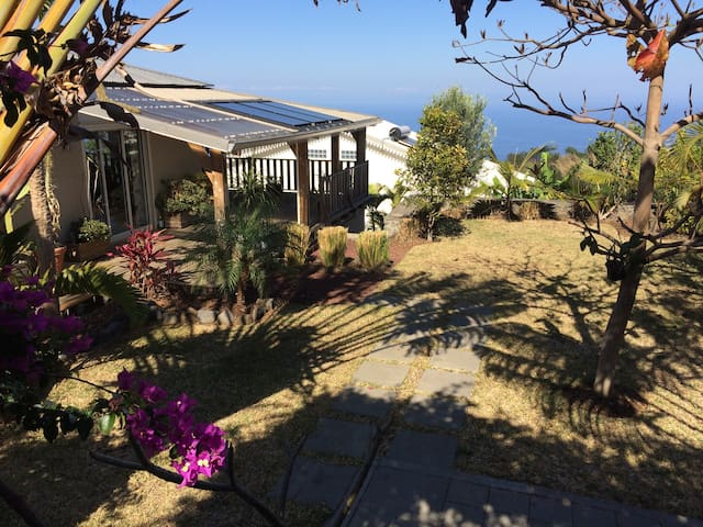 Belle villa ouest de la Réunion