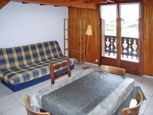 Holiday apartment in Morzine for 5 persons