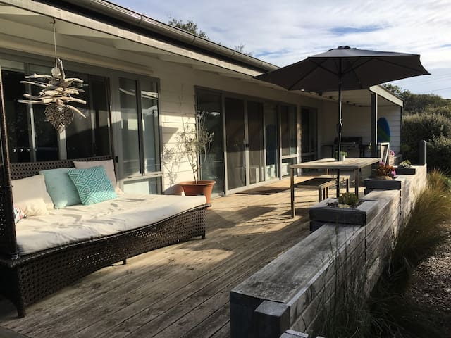 Blairgowrie holiday house Close to beach + shops