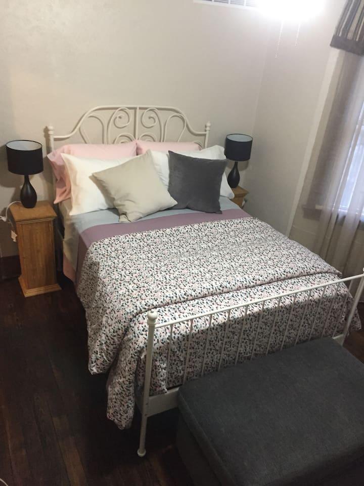 Bedroom #1 Main Floor