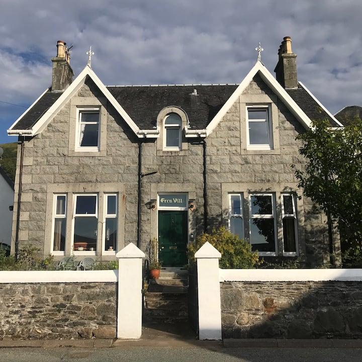 Fern Villa Guest House, Ballachulish