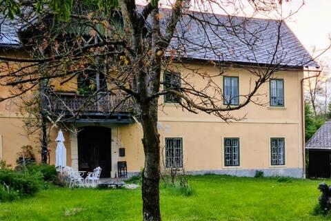 Ferienwohnung bei Schloss Damtschach