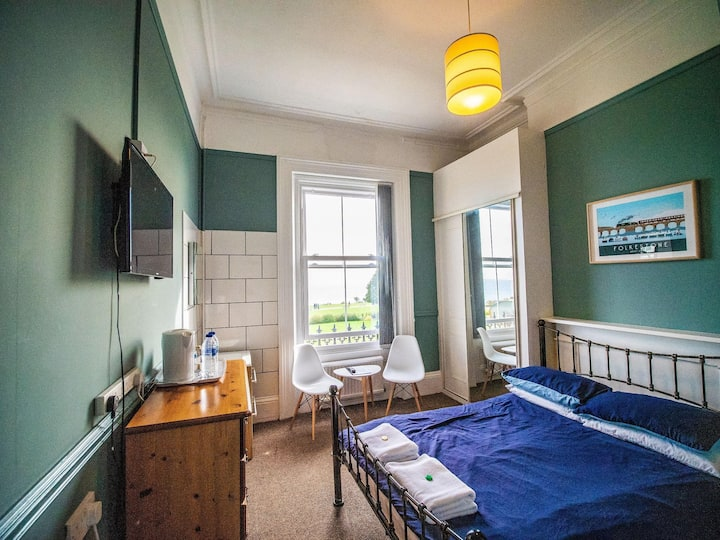 Seaview Executive double room with ensuite