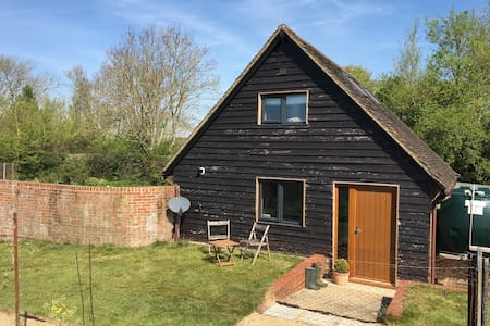 Garden Cottage - a cosy, rural retreat with a view