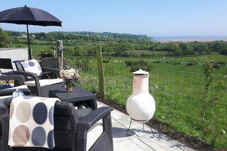 Red Wharf Bay View Retreat for Two, Anglesey - Pentraeth - 一軒家