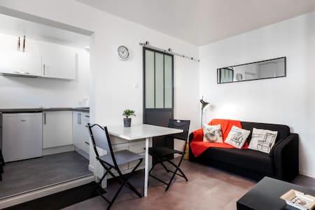 Location studio de charme - La Baule-Escoublac - 公寓