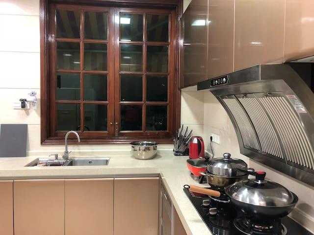 共用的厨房