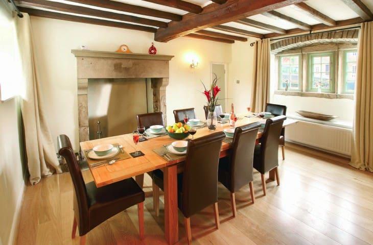 Ivy House - Wetton, nr Ashbourne - House
