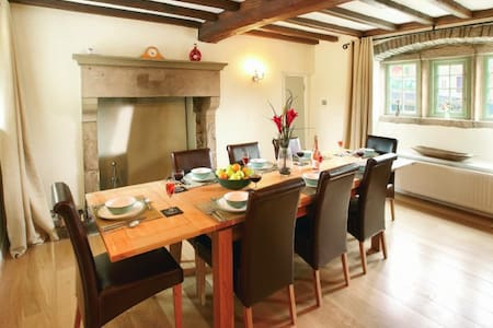 Ivy House - Wetton, nr Ashbourne