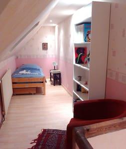 Petite chambre à la cool - Nuits-Saint-Georges