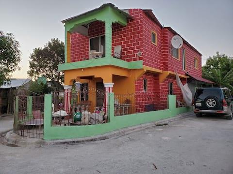 Barahona, Dominican Republic-Jaquimeyes w/US twist