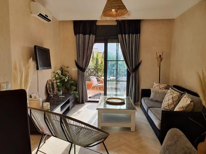 Magnifique Appartement Terrasse Privative