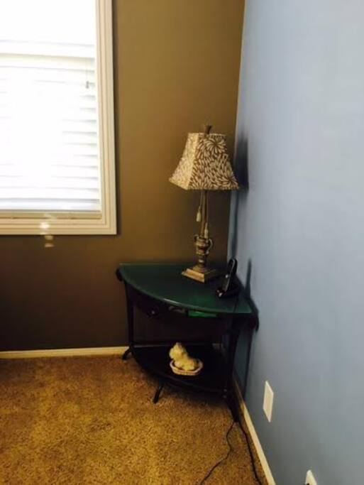 2nd bedroom night stand