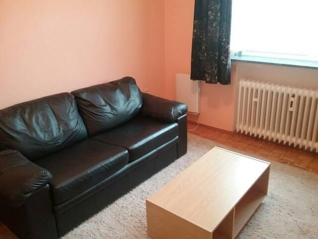 Privatzimmer für 1 bis 2 Gäste - Ratingen - Huis