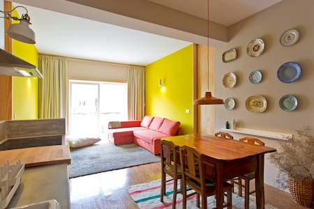 OPORTO CORK APARTMENT & FREE PARKING