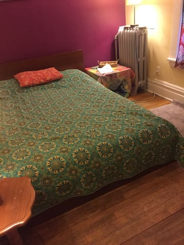 Cozy, clean room near light rail - Saint Paul - Talo