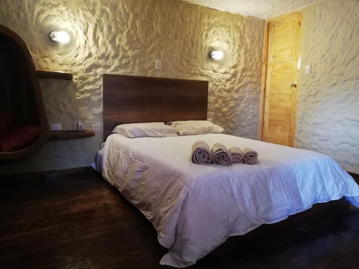 Caxandina, habitación matrimonial