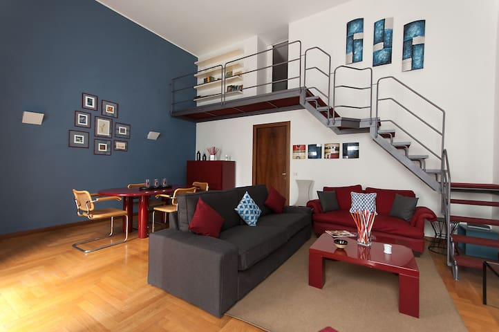 Luxury duplex Duomo apartement - Milano - Apartment