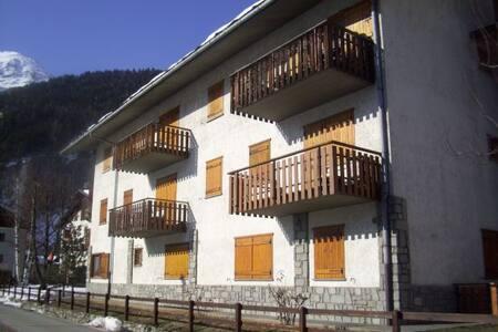 Accogliente appartamento per 4 persone a Morgex - Morgex - Huoneisto