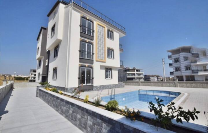 Dreamy Didim Apartment in Villa with pool - Turkey